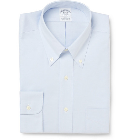 Brooks Brothers Non-Iron Button-Down Collar Oxford Shirt