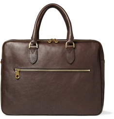 Mulberry Heathcliffe Leather Briefcase