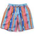 Vilebrequin - Okoa Long-Length Patterned Swim Shorts