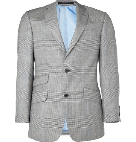 Richard James Prince of Wales Check Jacket