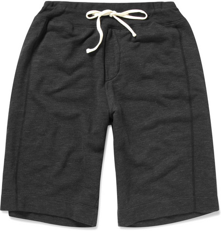 James Perse Supima Cotton-Blend Shorts