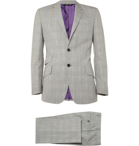 Paul Smith London The Byard Two-Button Wool Suit