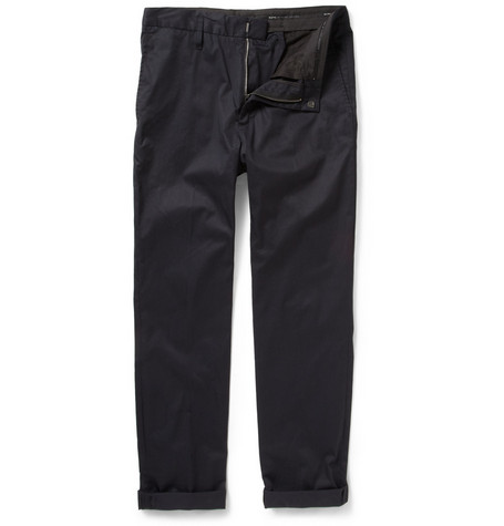 Marc by Marc Jacobs Harrington Slim-Fit Cotton Trousers