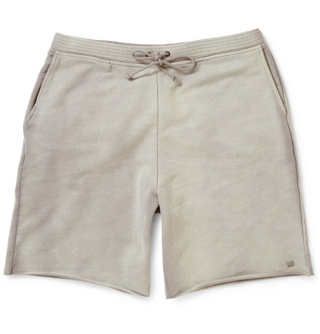 Marc by Marc Jacobs Washed Cotton Jersey Shorts
