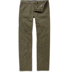 Marc by Marc Jacobs Cotton-Blend Twill Trousers