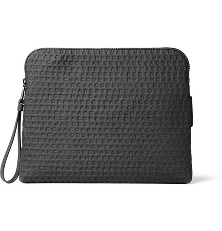Marc by Marc Jacobs Embossed Leather iPad Case