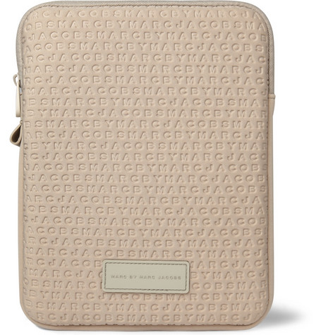 Marc by Marc Jacobs Embossed Padded iPad Cover