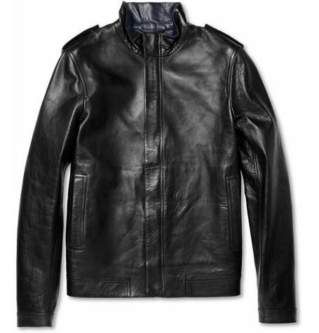 Simon Spurr Leather Jacket