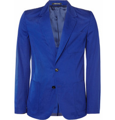 Maison Martin Margiela Slim-Fit Cotton-Twill Blazer