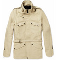 Balmain Cotton-Canvas Field Jacket
