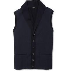 Jil Sander Shawl-Collar Waistcoat