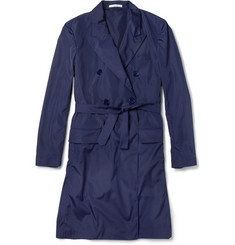Carven Lightweight Double-Breasted Coat