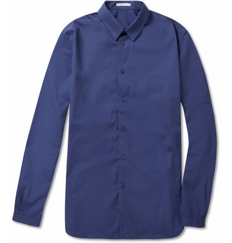 Carven Slim-Fit Cotton Shirt