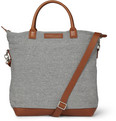 WANT LES ESSENTIELS - O'Hare Woven-Cotton Tote Bag