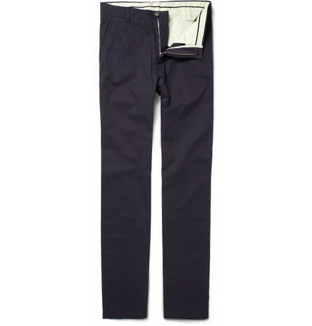 Dunhill Cotton Chinos