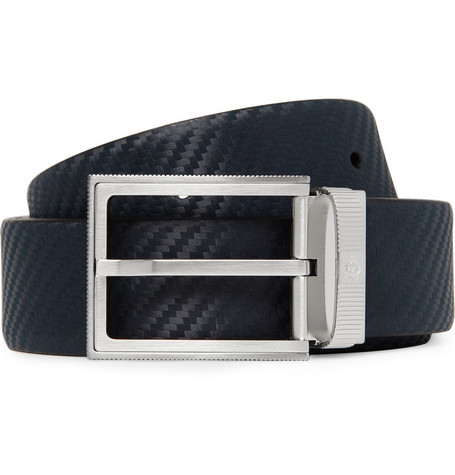 Alfred Dunhill Cut-to-Fit Reversible Belt