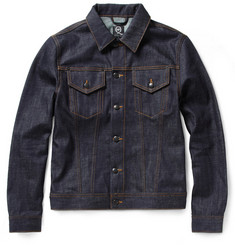 McQ Alexander McQueen Raw Denim Jacket