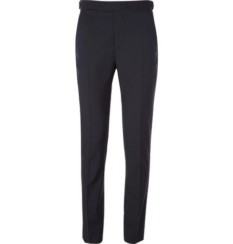 Acne Wall Street Slim-Fit Suit Trousers