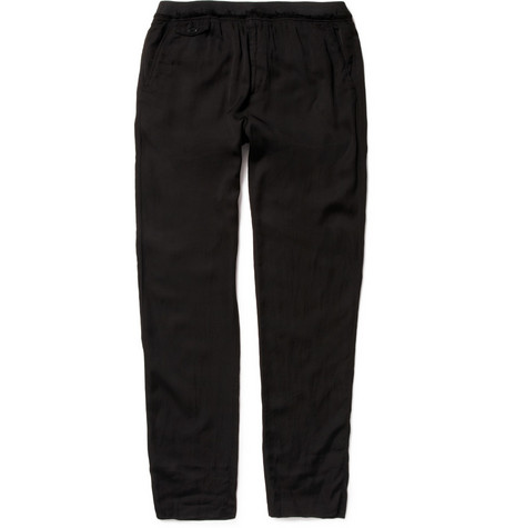 Acne Nilsson Tapered Trousers