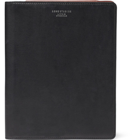 Acne Studios Topaz Leather iPad Case and Stand