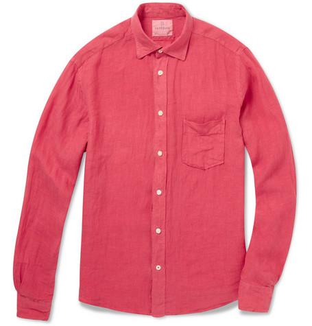 HartfordClassic Linen Shirt