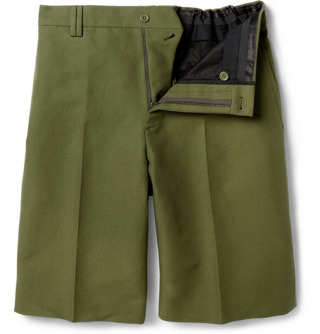 Givenchy Cotton Bermuda Shorts