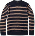A.P.C. - Breton Stripe Wool Sweater