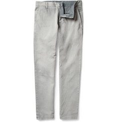 Dolce & Gabbana Cotton-Twill Trousers