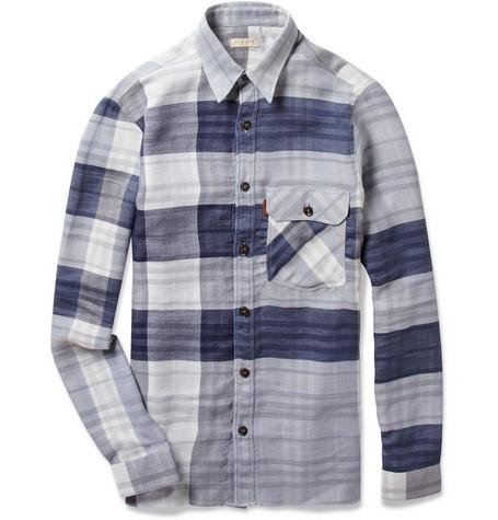 Designer Checked Shirts On Mr Porter