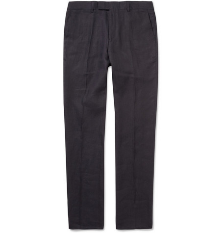 PS by Paul Smith Lightweight Linen Trousers
