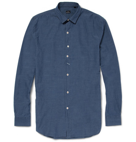 PS by Paul Smith Lightweight Chambray Shirt