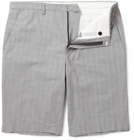 PS by Paul Smith Prince of Wales Check Cotton Shorts