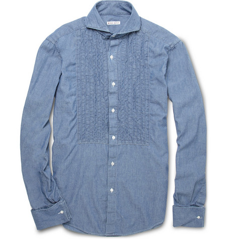Michael Bastian Denim Shirt
