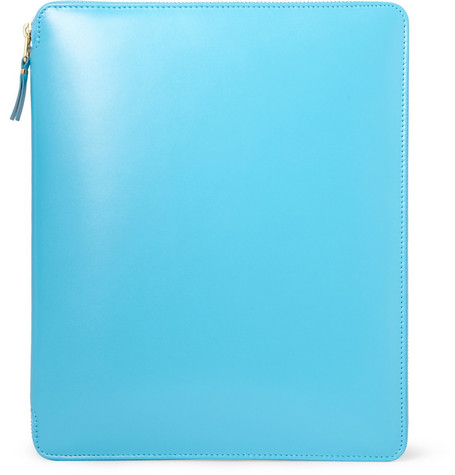 Comme des Garçons Leather iPad Case and Document Holder