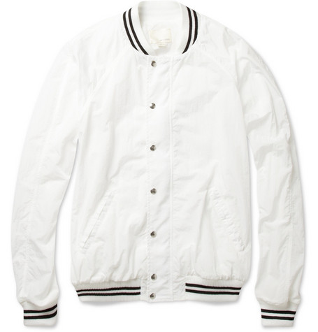 Band of Outsiders Lightweight Bomber Jacket