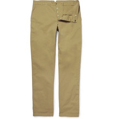 Band of Outsiders Straight-Leg Cotton Chinos