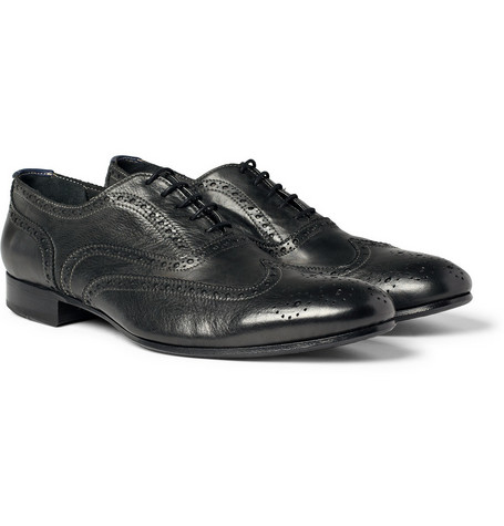 Paul Smith Shoes & Accessories Miller Classic Leather Brogues