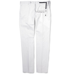 Ralph Lauren Black Label James Straight-Leg Cotton-Blend Chinos