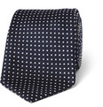 Ralph Lauren Black Label Dotted Silk Tie