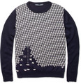 Monsieur Lacenaire - Sheep Invader Merino Wool Sweater