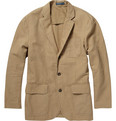 Polo Ralph Lauren Cotton and Linen-Blend Blazer