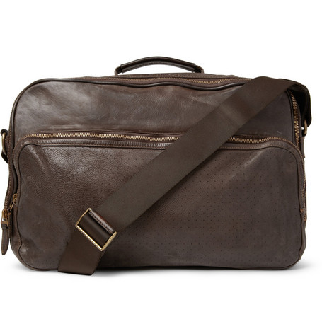 Paul Smith Shoes & Accessories Berkeley Leather Messenger Bag