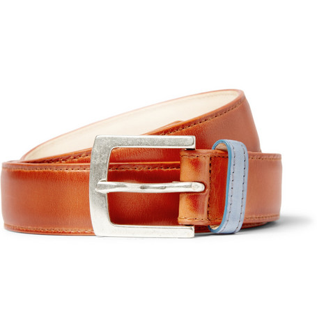 Paul Smith Shoes & Accessories Leather Belt