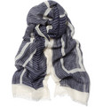 Paul Smith Shoes & Accessories Printed Modal-Blend Scarf