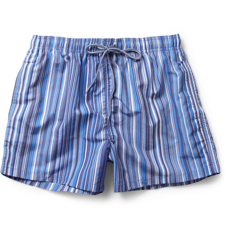 Paul Smith Shoes & Accessories Striped Swim Shorts
