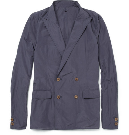 Kolor Lightweight Double-Breasted Blazer