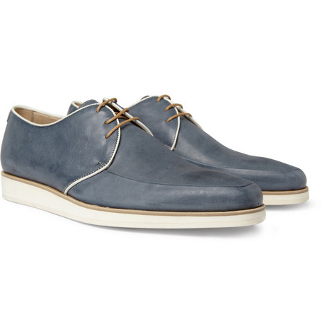 Mr. Hare King Tubby Derby Shoes
