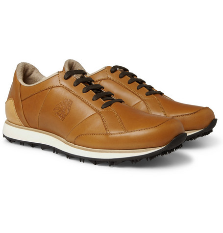 Mr. Hare Rain Plus Leather Sneakers