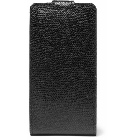 Valextra Leather iPhone 4 Case