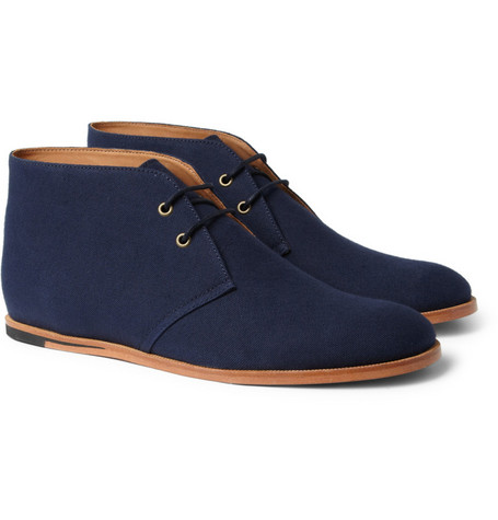 Opening Ceremony M1 Canvas Desert Boots